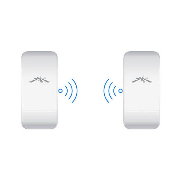Pre-Configured Pair of Ubiquiti Nano Station Loco M5 Wireless Access Points
