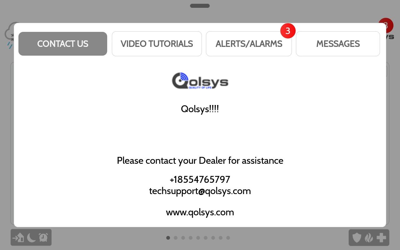 Dealer contact