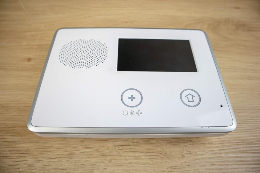The 2GIG GC2 Alarm Panel