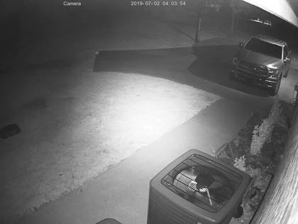 2MP (Full HD 1080p) Turret Night Shot