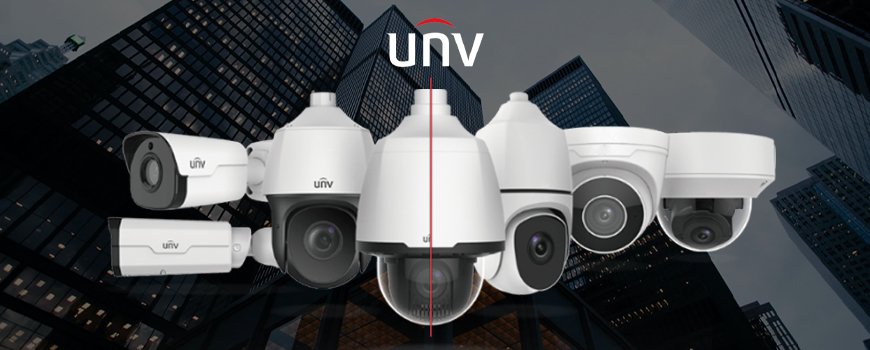 Uniview, the Brand of Choice for Security Installers Everywhere