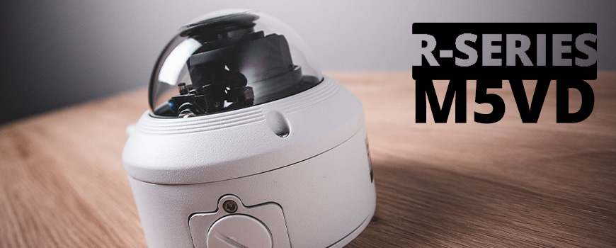 The R-Series 5MP Vandal Dome: Full Unboxing and Product Review