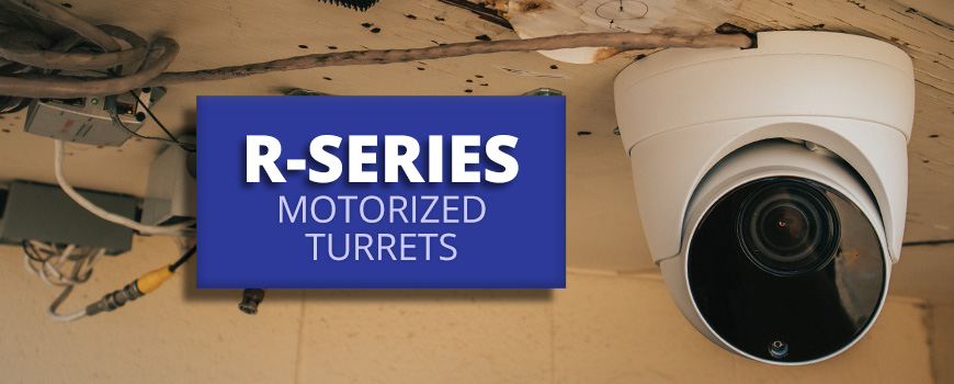 R-Series Motorized Varifocal Turrets (5MP and 4K) Unboxing and Full Review - M5TZ & M8TZ