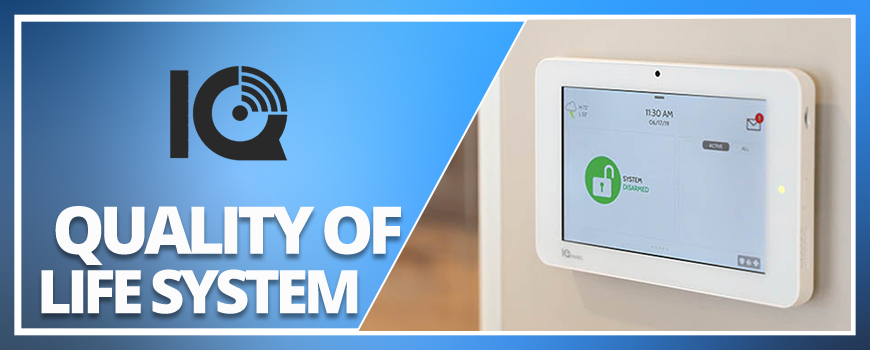A System For Your Quality of Life: Full Review of the Qolsys IQ Panel 2+