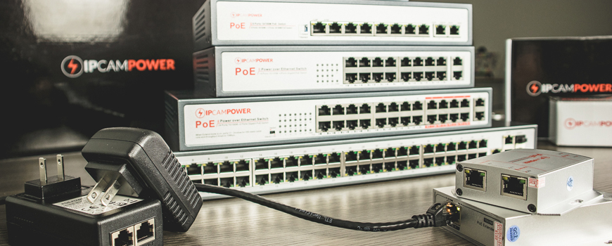 What is Power over Ethernet (PoE) and How Can It Change Your IP Camera Installation Life?