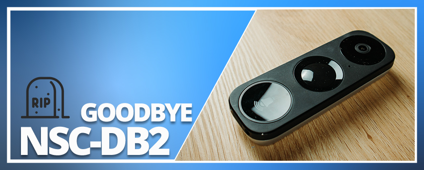 Goodbye NSC-DB2... For Now