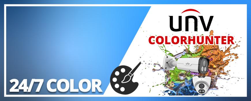 ColorHunter Security Cameras: Enjoy 5MP Color Footage 24/7