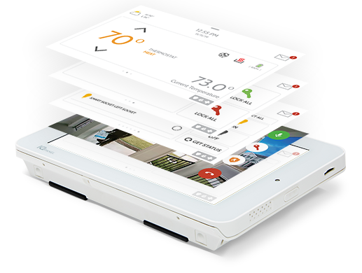 The IQ Panel 2+ works just like all the other pieces of technology that your customers come in contact with on a daily basis