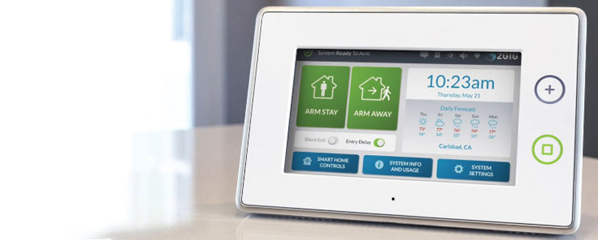 The Advantages of Using 2GIG Products With Alarm.com