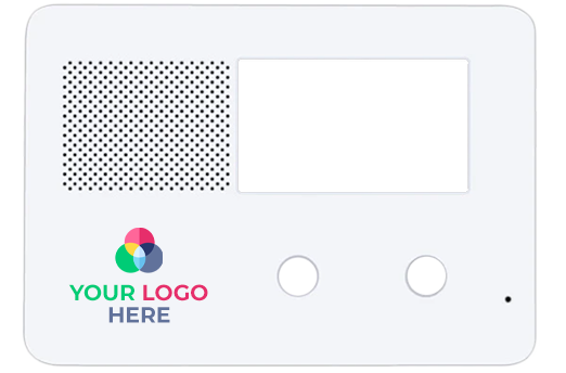 2GIG GC2e Branded Face Plates
