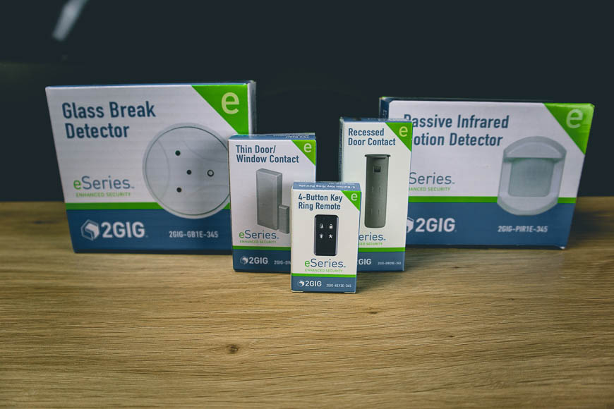 2GIG's new encrypted sensors offer more protection to your customers