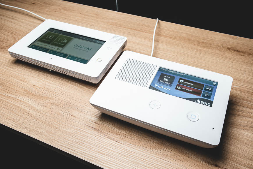 The 2GIG eSeries brings a much needed update to the GoControl alarm panels.