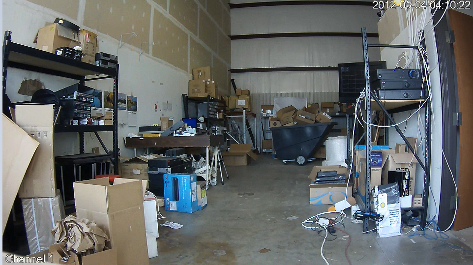Our First Warehouse