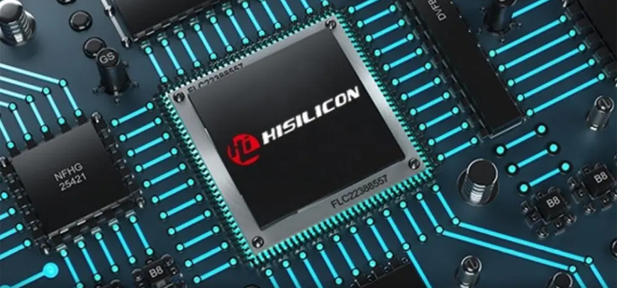 Hisilicon Chips are also banned by the NDAA
