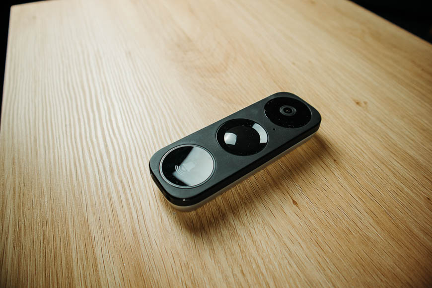 The NSC-DB2 is the video doorbell you've been waiting for.