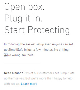 Open box, plug in, start protecting.