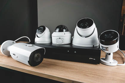 Nelly's new line of cameras, the R-Series.