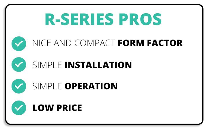 R-Series Pros