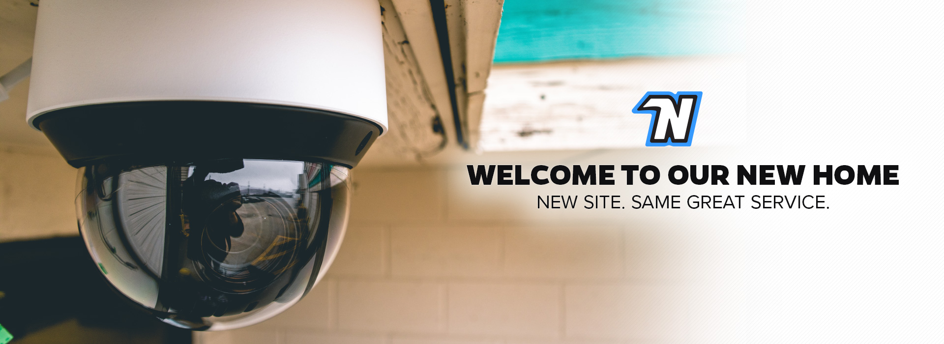 Nelly's Security New Website
