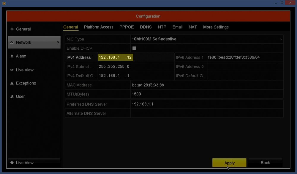 H Series NVR Quickstart Guide - Nelly's Security